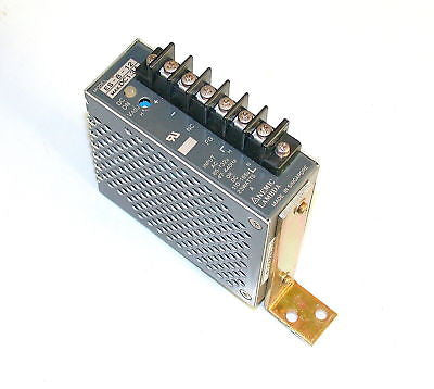 NEMIC LAMBDA POWER SUPPLY 8-12 VDC MODEL ES-8-12  (2 AVAILABLE)