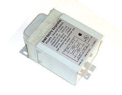 ACME ELECTRIC POWER TRANSFORMER 100 VA  MODEL T-81055