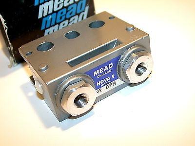 NEW MEAD DIRECTIONAL CONTROL VALVE NOVA I MODEL N2 DPM