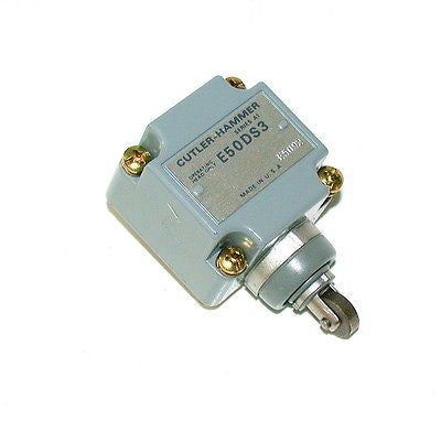 NEW EATON CUTLER-HAMMER LIMIT SWITCH HEAD  MODEL E50DS3