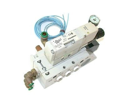 NUMATICS 24 VDC SOLENOID VALVE ASSEMBLY MODEL  061BA40