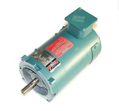 NEW RELIANCE 1/4 HP DC MOTOR 90 VDC  MODEL V77B8734M-ZL