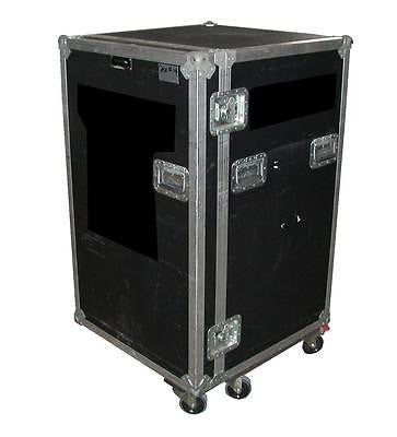 "MAXLINE CUSTOM CARGO TRANSPORT CASE 24""X24""X36"" WITH 30"" RAMP"