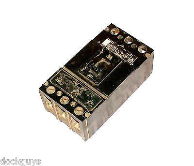 WESTINGHOUSE 300 AMP 3 PHASE CIRCUIT BREAKER 240 VAC MODEL DA3300