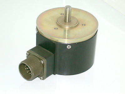 VERY NICE D.A.C. ROTARY SHAFT ENCODER MODEL 17514