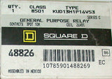 NEW SQUARE D CONTROL RELAYS MODEL  8501KUD13M1P14V53