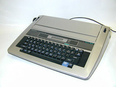 PANASONIC ELECTRONIC TYPEWRITER R535 SPELL VERIFICATION ACCU-SPELL R535