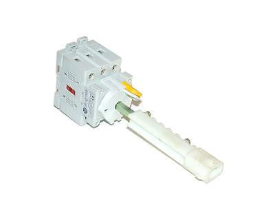 ALLEN BRADLEY 3-PHASE DISCONNECT SWITCH 25 AMP MODEL 194E-A25-1753