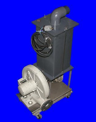 NICE ELEKTROR CHARCOAL FILTER BLOWER UNIT MODEL D-7300