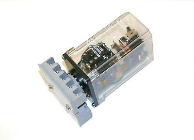 NEW POTTER & BRUMFIELD DUAL COIL RELAY MODEL  KBP11A120