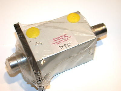 "NEW COMPACT 1 1/2"" STROKE DOUBLE END AIR CYLINDERS SD138X134"