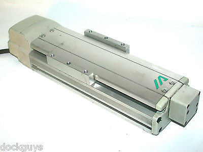 VERY NICE INTELLIGENT ACTUATOR IAI SLIDE MODEL IS-S-Z-M-4-60-100 ISSZM460100