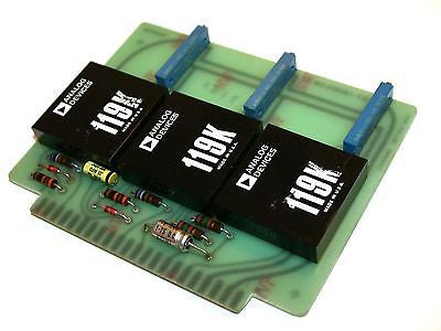 UP TO 4 DT-16000 CB-37 CGS UNITS 352007 CARD 2 INVERTER CIRCUIT BOARDS