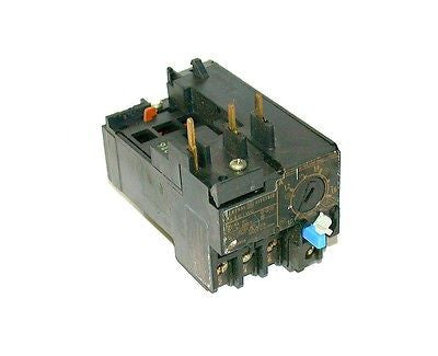 GENERAL ELECTRIC MOTOR OVERLOAD RELAY 1.0-1.6 AMP MODEL CR4G1WG