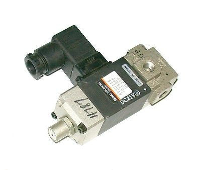 NEW SMC  PNEUMATIC SOLENOID VALVE 24 VDC  MODEL NVS3115  (2 AVAILABLE)