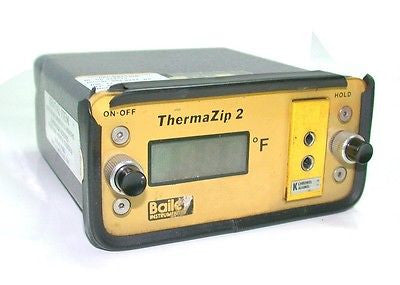 NICE BAILEY INSTRUMENTS THERMAZIP 2 MODEL TZF-2