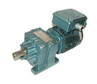 New 1 4 hp sew eurodrive motor and gearbox assembly for Sew motors and drives