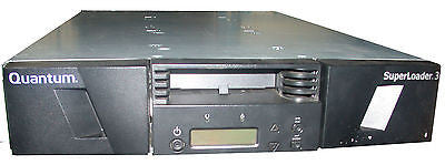 VERY NICE QUANTUM L700 SUPERLOADER 3 TAPE DRIVE
