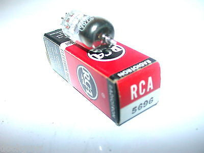 BRAND NEW IN BOX RCA ELECTRONIC TUBE 5696 (9 AVAILABLE)