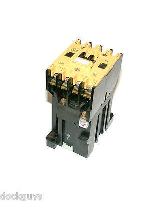 ALLEN BRADLEY MOTOR STARTER 18 AMP 24 VDC 100-A18NZ3 (10 AVAILABLE)