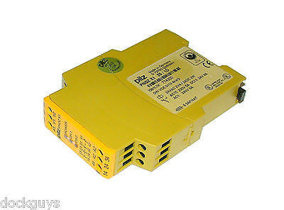 NEW PILZ SAFETY BARRIER RELAY 24 VAC/DC MODEL PNOZX1