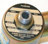 NEW SKINNER SOLENOID VALVE 120 VAC  10 W  MODEL V56DB2100