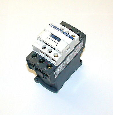 NEW TELEMECANIQUE MOTOR STARTER RELAY MODEL LC1D25BD