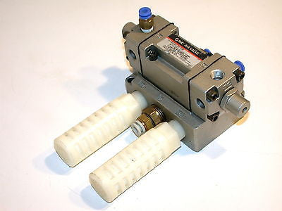 NEW SMC DIRECTIONAL AIR PILOT VALVE NVSA4214-00N  FREE SHIPPING