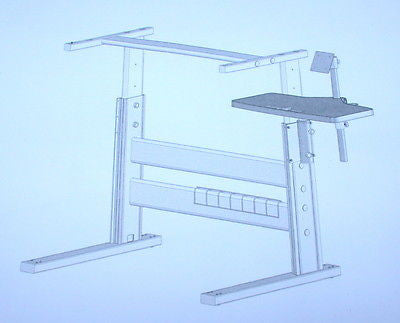 BRAND NEW XEROX SCANNER STAND PART #497N00876 (4X AVAILABLE)