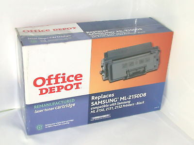 NEW OFFICE DEPOT LASER TONER CARTRIDGE ML-2150D8