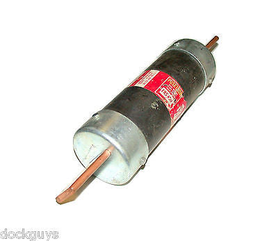BUSSMAN FUSETRON 400 AMP TIME DELAY FUSE 600 VAC MODEL FRS-400