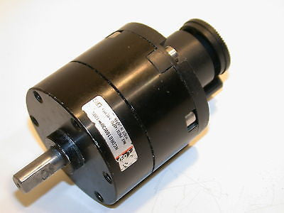 SMC PNEUMATIC VANE TYPE 180 DEGREES ROTARY ACTUATOR NCDRB1BW30-180S