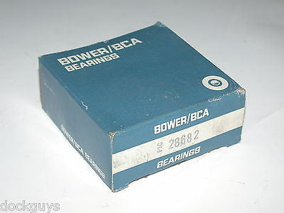 BRAND NEW IN BOX BOWER / BCA BEARING RACE CONE P1C 28682 (6 AVAILABLE)