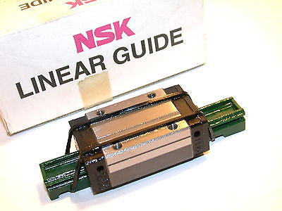 UP TO 4 NEW NSK HIGH LOAD LINEAR GUIDE BEARINGS LAS14 AL