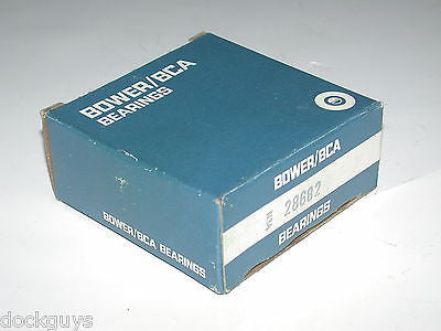 BRAND NEW IN BOX BOWER / BCA BEARING RACE CONE N3A 28682 (6 AVAILABLE)