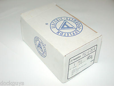 BRAND NEW APPLETON FSC BOX FSC-1-75-A (QTY:3)