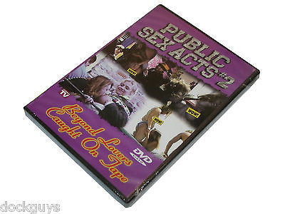 Public Sex Acts 2 Beyond Lovers Caught on Tape DVD