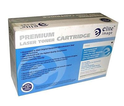 2 ELITE IMAGE PREMIUM LASER TONER CARTRIDGE 75055