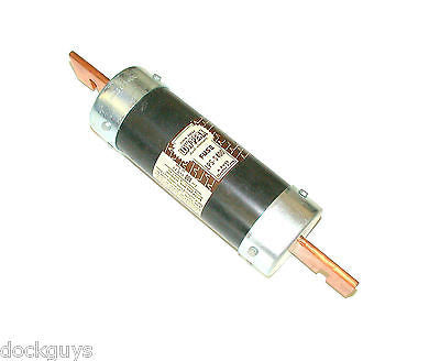 NEW BUSSMAN LOW-PEAK TIME DELAY 400 AMP FUSE MODEL LPS-S-400