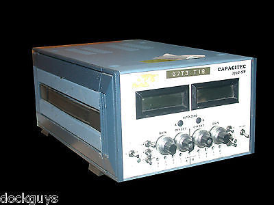 VERY NICE CAPACITEC AMPLIFIER 3202-SP 3202SP (QTY:8)