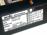 ACDC ELECTRONICS POWER SUPPLY RBQ221-102