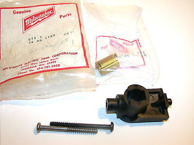 UP TO 2 NEW Milwaukee Brush Holder Assembly 14 46 1180 FREE SHIPPING