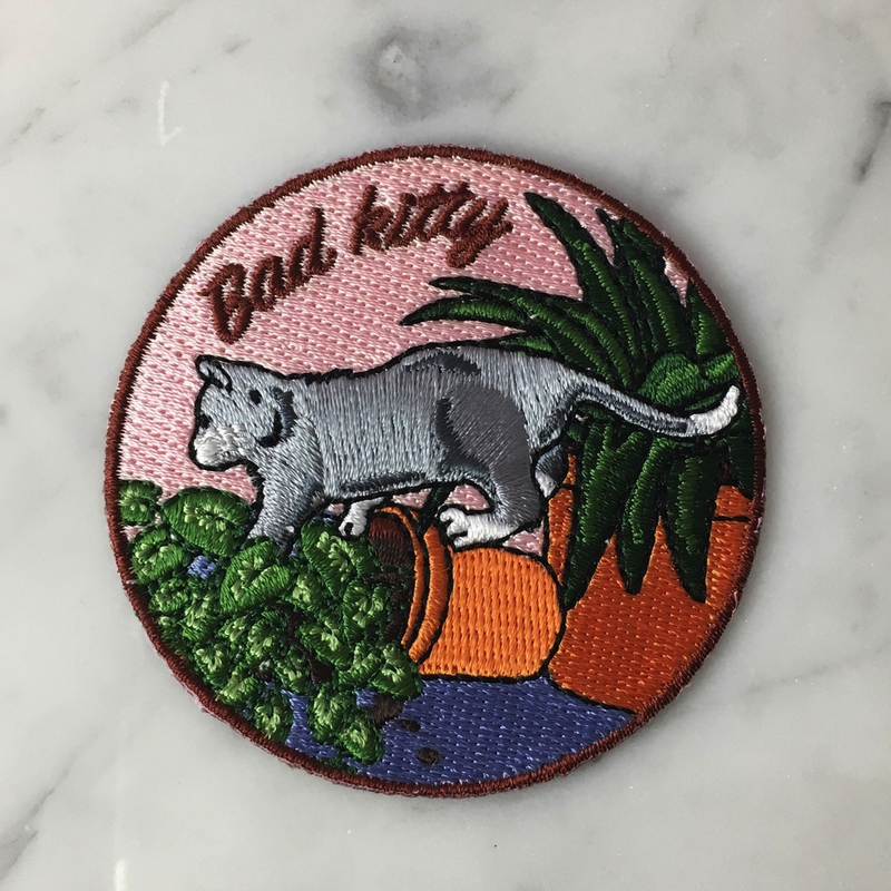 Bad Kitty Patch