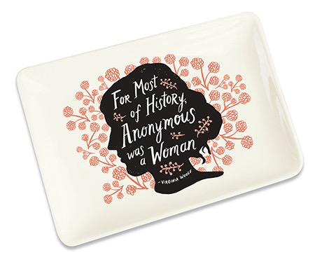 Anonymous Trinket Tray