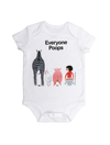 Everyone Poops Onesie