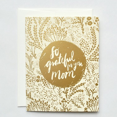 Grateful Mom Card