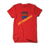 Pittsburgh Incline Kids T-shirt