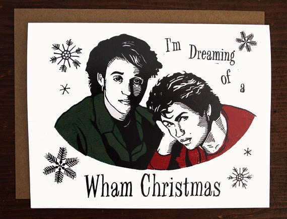 WHAM Christmas Card