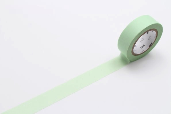 Pastel Green (Mint) Washi Tape
