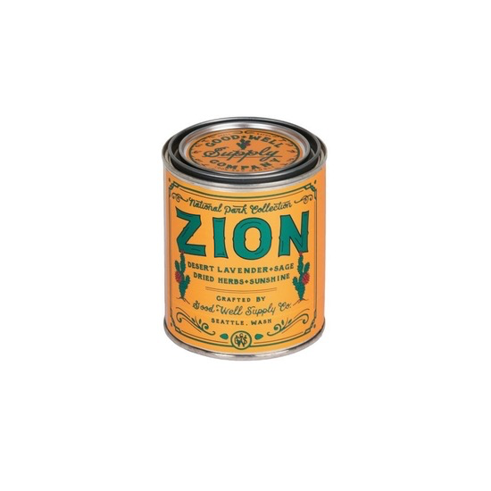 Zion Candle Large